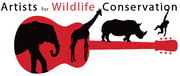 Logo of Artists for Wildlife Conservation
