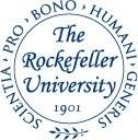 Logo of The Rockefeller University