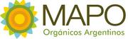 Logo de MAPO   Movimiento Argentino para la Producción Orgánica