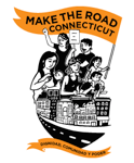 Logo of Make the Road Connecticut