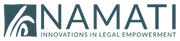 Logo of Namati: Innovations in Legal Empowerment