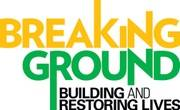 Logo of Breaking Ground (Housing Nonprofit)