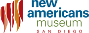 Logo of New Americans Museum