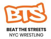 Logo of Beat the Streets Wrestling Inc.