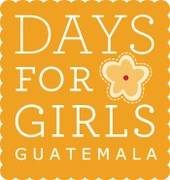 Logo de Days for Girls Guatemala