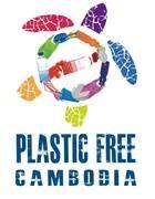 Logo of Plastic Free Cambodia