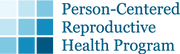 Logo of UCSF Person-Centered Reproductive Health Program
