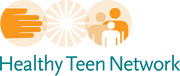 Logo of Healthy Teen Network
