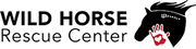 Logo of Wild Horse Rescue Center