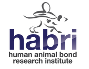 Logo of Human Animal Bond Research Institute (HABRI)