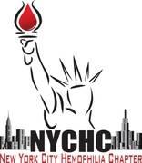 Logo of New York City Hemophilia Chapter