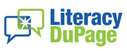 Logo of Literacy DuPage