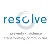Logo of Resolve - Violence Prevention in New Mexico
