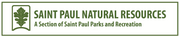 Logo of Saint Paul Parks and Recreation