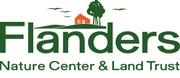 Logo of Flanders Nature Center & Land Trust