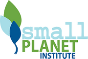 Logo of Small Planet Institute
