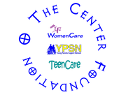 Logo of The Center Foundation