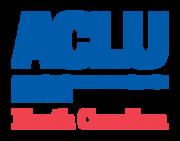 Logo of ACLU of North Carolina Legal Foundation, Inc.