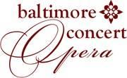 Logo of Baltimore Concert Opera