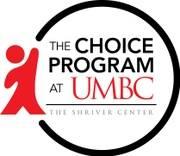 Logo of The Choice Program at UMBC