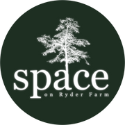 Logo of SPACE on Ryder Farm