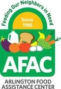 Logo of Arlington Food Assistance Center