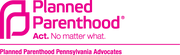 Logo of Planned Parenthood Pennsylvania Advocates