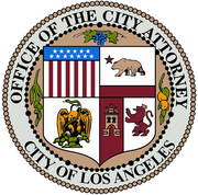 Logo of DV Court Support Program (Los Angeles City Attorney's Office)