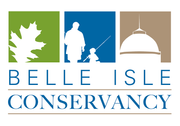 Logo of Belle Isle Conservancy