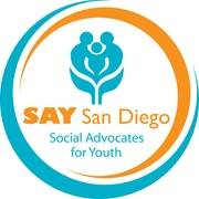 Logo of SAY San Diego