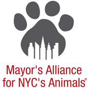 Logo of Mayor's Alliance for NYC's Animals