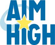 Logo of Aim High for High School