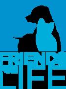 Logo of Friends For Life No Kill Animal Shelter