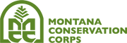 Logo of Montana Conservation Corps