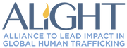 Logo of ALIGHT (Alliance to Lead Impact in Global Human Trafficking)
