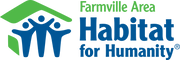 Logo of Farmville Area Habitat for Humanity