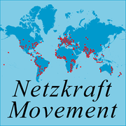 Logo of Netzkraft Movement