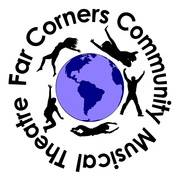 Logo of Far Corners Community Musical Theatre