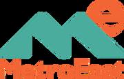 Logo of MetroEast Community Media