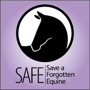 Logo of Save a Forgotten Equine