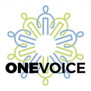 Logo of OneVoice Movement