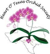 Logo of Heart O' Texas Orchid Society