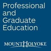 Logo of Mount Holyoke College Professional and Graduate Education