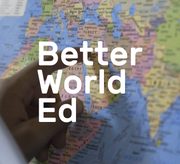 Logo of Better World Ed
