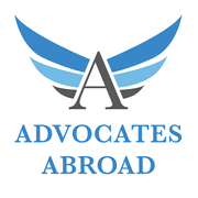 Logo of Advocates Abroad
