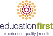 Logo of Education First Consulting