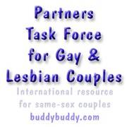 Logo of Partners Task Force for Gay & Lesbian Couples