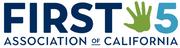 Logo of First 5 Association of California