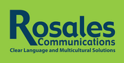 Logo of Rosales Communications