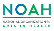 Logo of National Organization for Arts in Health